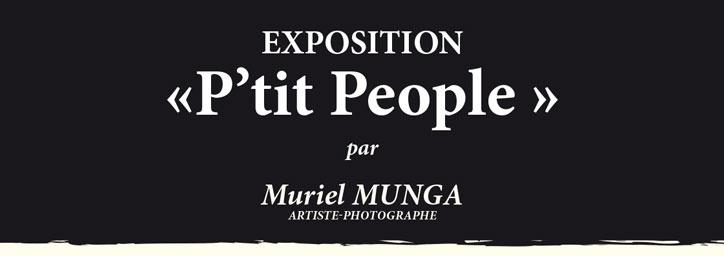 Exhibition P'tit People Exposition P'tit People