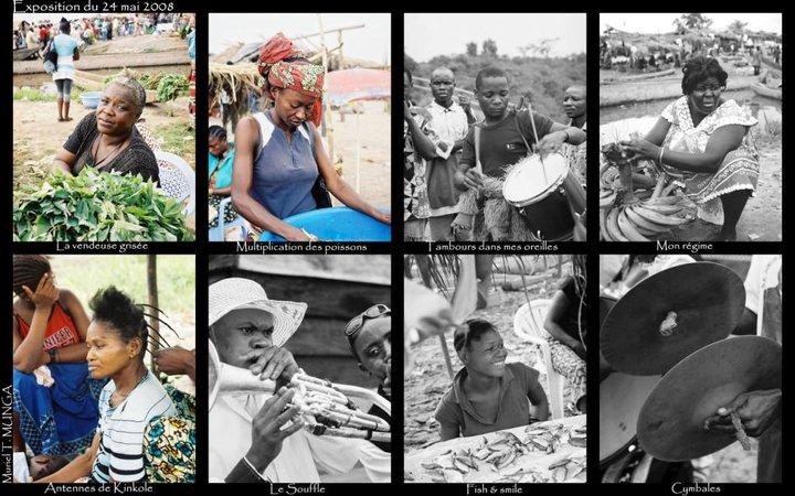 Paysage et Visages de la RDC